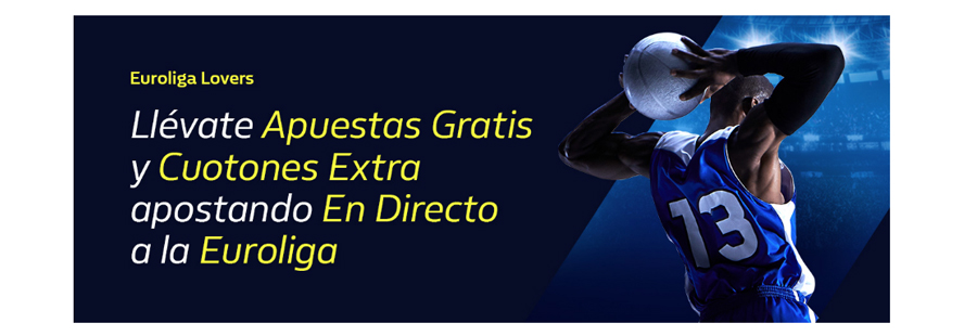 Promoción Euroliga William Hill