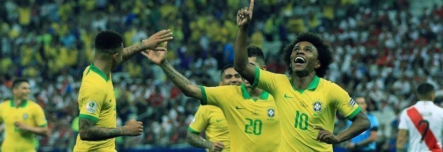 Brasil Copa América 2019