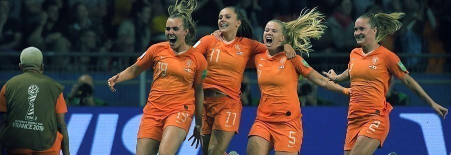 Mundial Femenino de fútbol Pronósticos cuartos de final Holanda