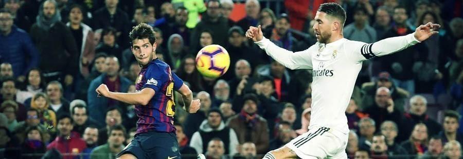 Pronósticos gratis Copa del rey Real Madrid Barcelona