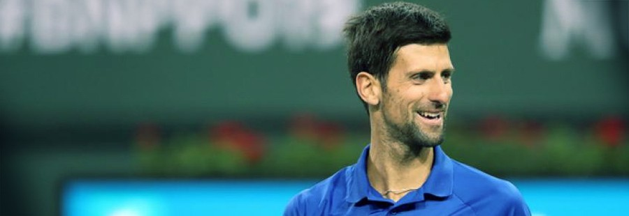 Pronóstico Indian Wells 2019 Djokovic