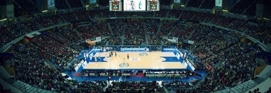Euroliga Buesa Arena