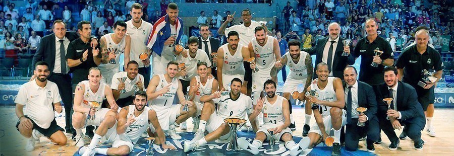 Real Madrid Euro League