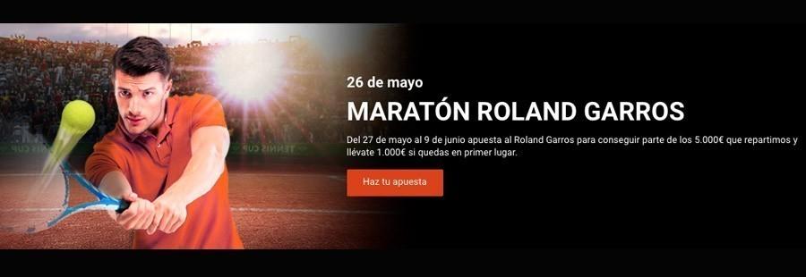 Promoción Luckia Roland Garros