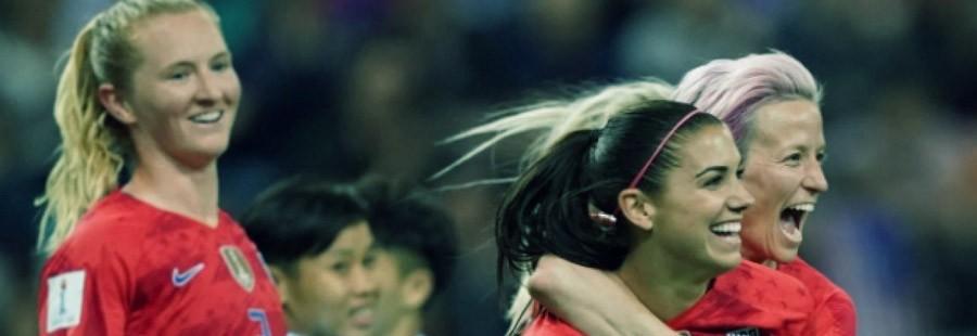 Pronósticos Copa Mundial Femenina 2019: Estados unidos