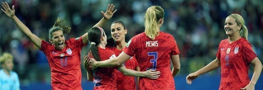 Pronósticos ganador Copa Mundial Femenina 2019: Estados Unidos