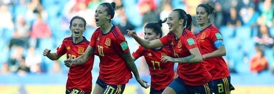 Pronósticos Copa Mundial Femenina 2019: España