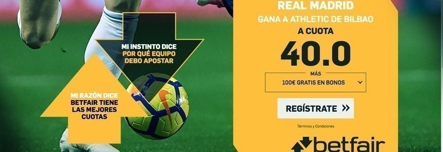 Promoción Real Madrid Bilbao