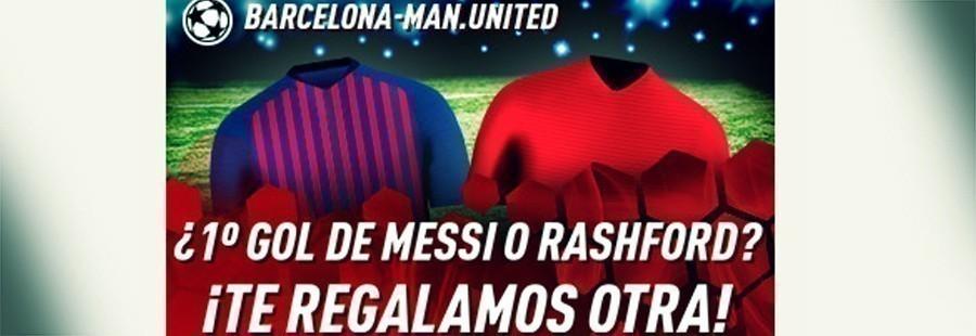 Promoción Sportium Champions League Barcelona