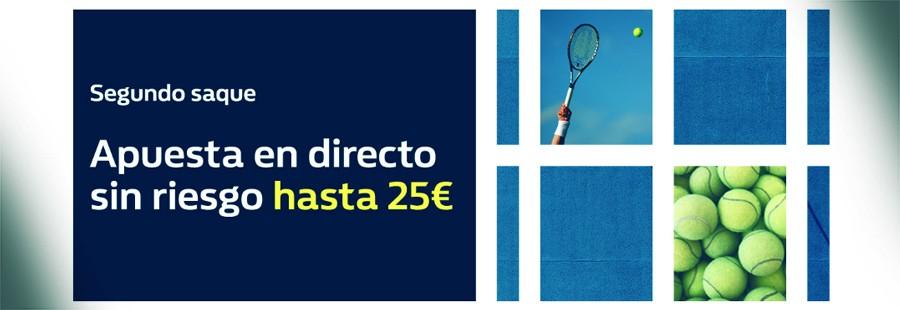 Promoción tenis William Hill