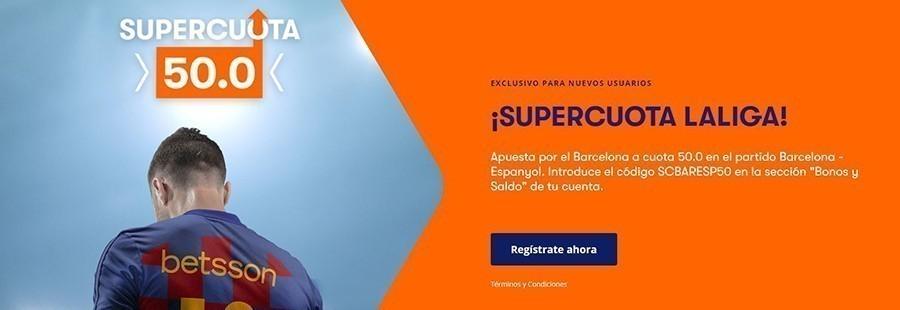 Promoción Betsson Barcelona Liga