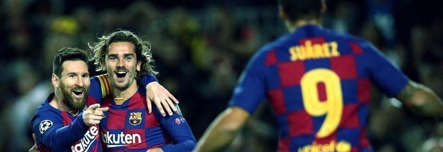 Copa del rey Barcelona Messi y Suárez
