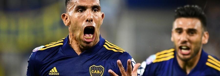 Copa Libertadores 2021 Boca Juniors