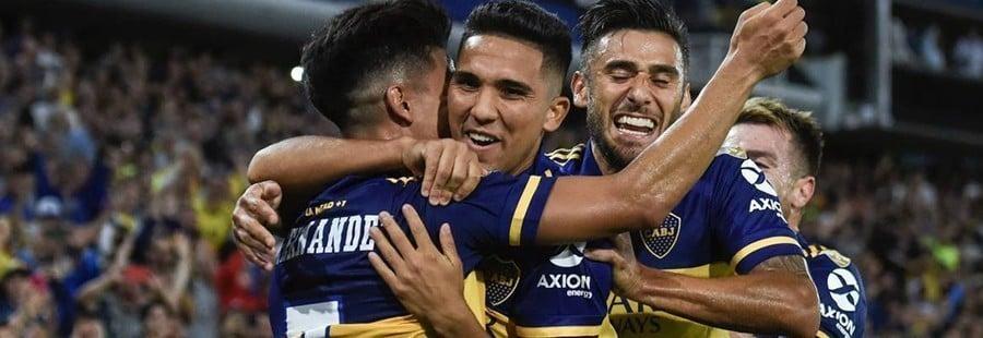 Toto Salvio Boca Juniors Conmebol Libertadores