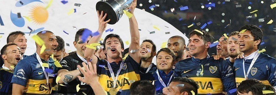 Apuesta por el Boca Juniors en la Primera División de Argentina 2018-2019
