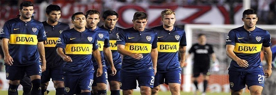 Boca Juniors Copa Sudamericana