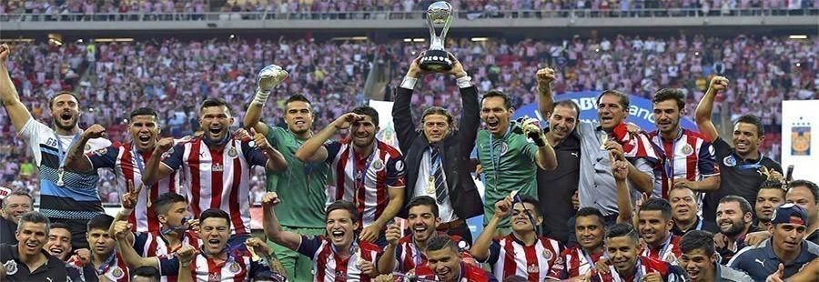 Chivas Guadalajara Liga MX 2018-2019