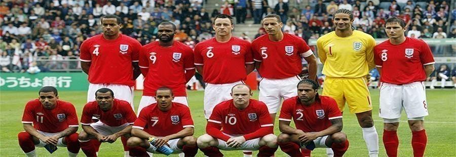 Apuesta por Inglaterra en el Mundial