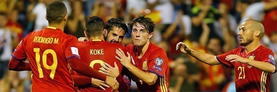 España Copa del Mundo