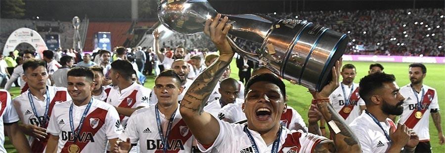 Apuesta por el River Plate en la Primera División de Argentina 2018-2019