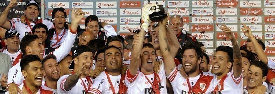 River Plate Primera División de Argentina 2018-2019