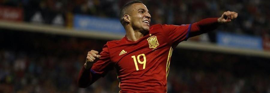Mejor goleador español Rodrigo
