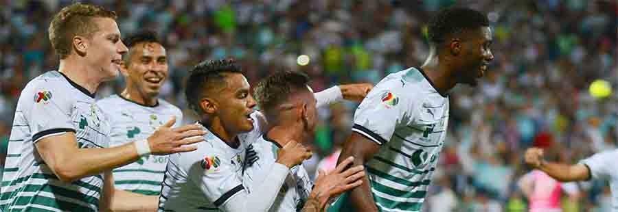 Santos Laguna Liga MX 2018-2019