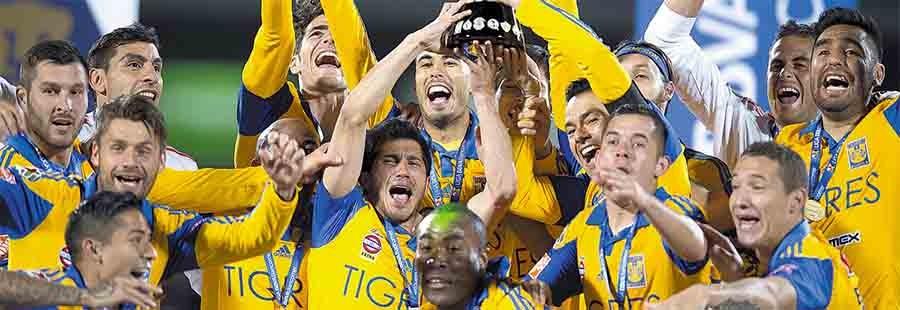 Tigres Liga MX 2018-2019