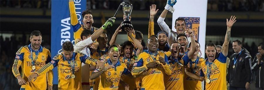 Apuesta por los Tigres en la Liga MX 2018-2019