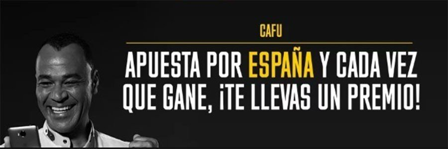 Apuesta con la promoción Vamos España de Bwin
