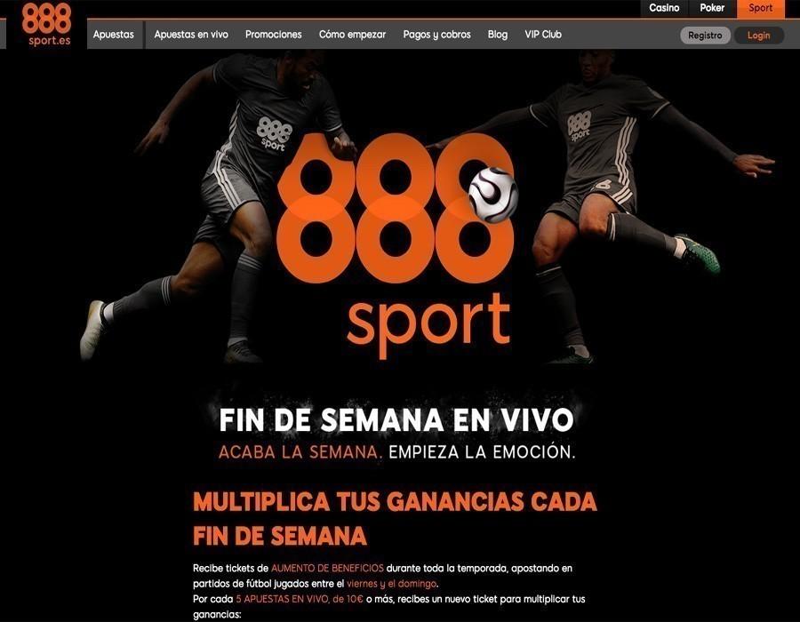 ¿Por qué elegir 888sport?