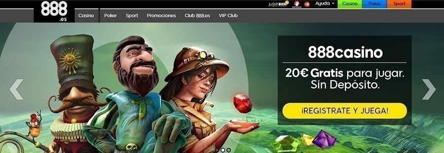 888casino promocion