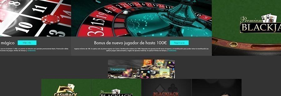promocion casino Bet365