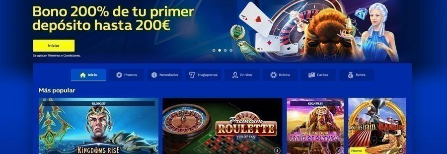 William Hill promociones casino