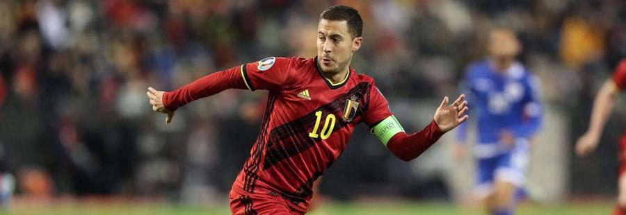 Casas de apuestas, ganador Eurocopa 2021 belgica