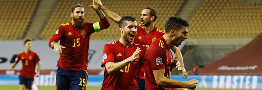 Casas de apuestas, ganador Eurocopa 2021 España