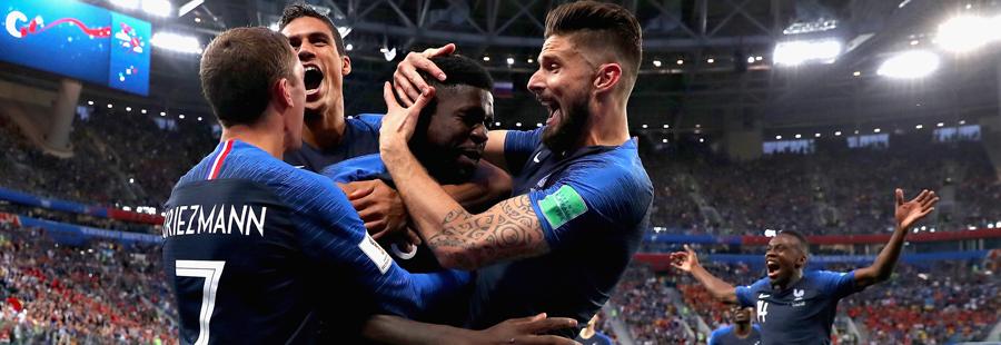 Casas de apuestas, ganador Eurocopa 2021 Francia