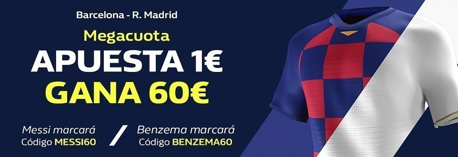 megacuota barça real william hill