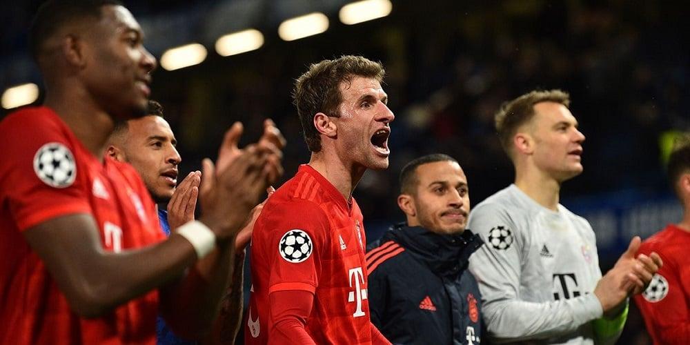 Bayern Munich - Ligue des Champions