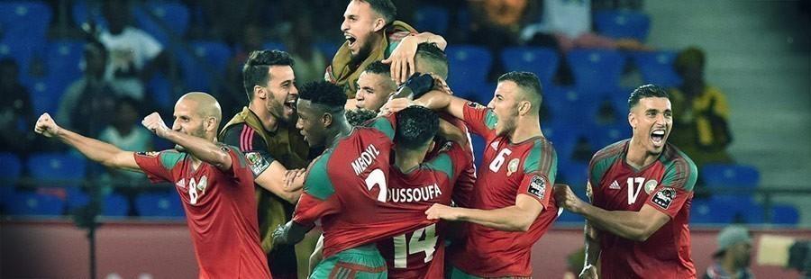 Maroc - Mondial 2018