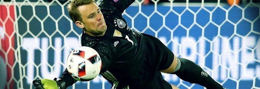 Manuel Neuer - Mundial