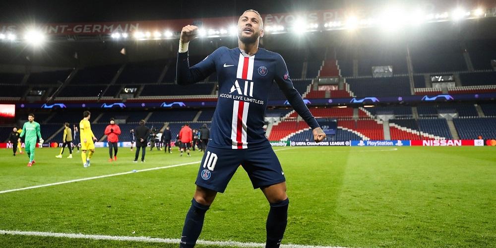 Neymar - Ligue des Champions