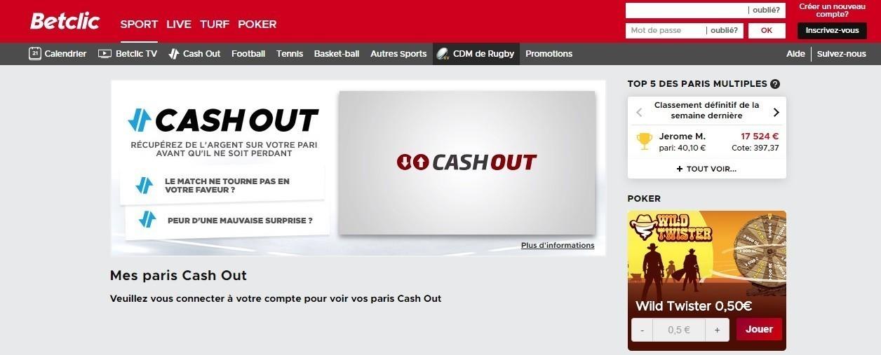 Calendrier Betclic.C Est Quoi Le Cash Out Sur Betclic