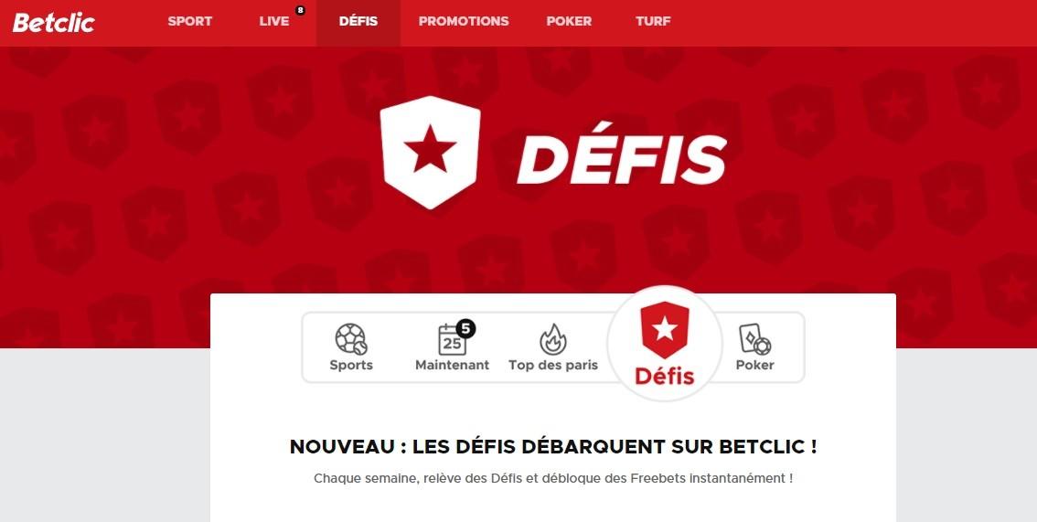 Freebets Betclic - Méthodes d'obtention