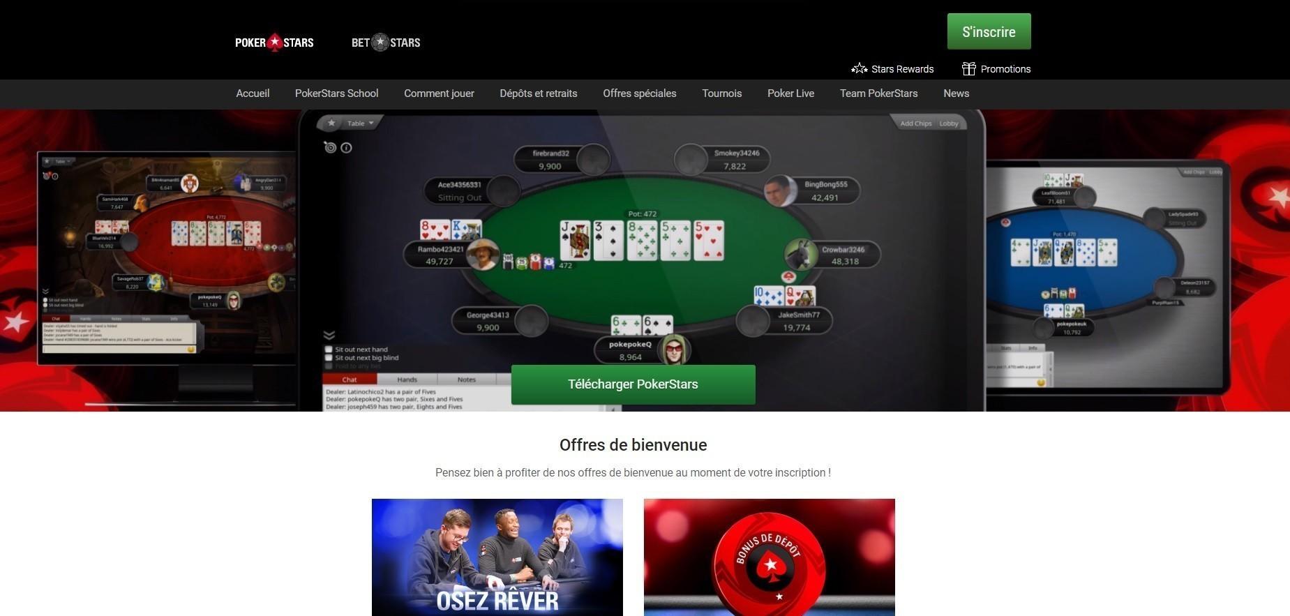 Betstars Poker