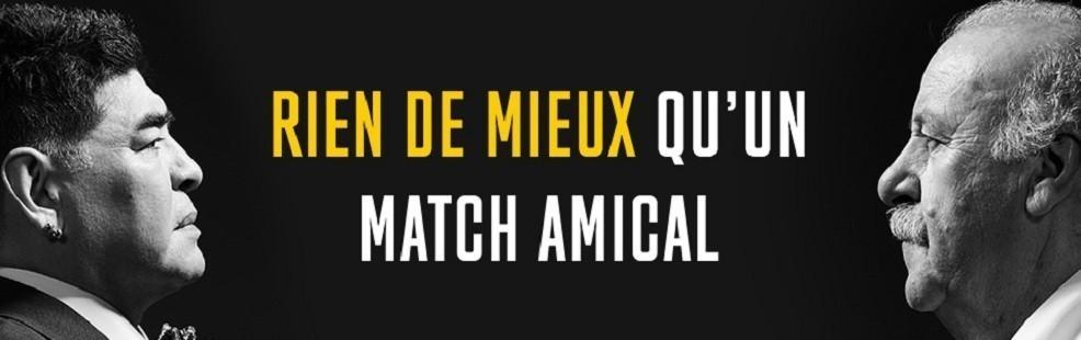Pari gratuit Bwin - Matchs amicaux 2018