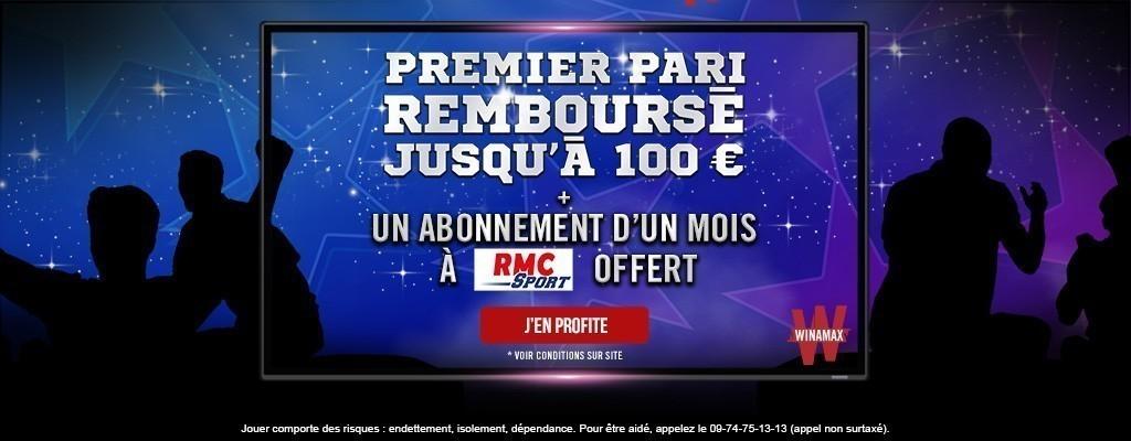 Promoção Winamax - Assinatura RMC