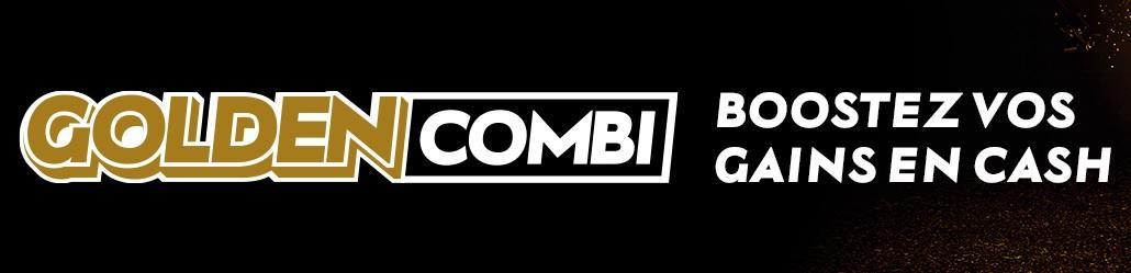 Promotion BarriereBet - Golden Combi