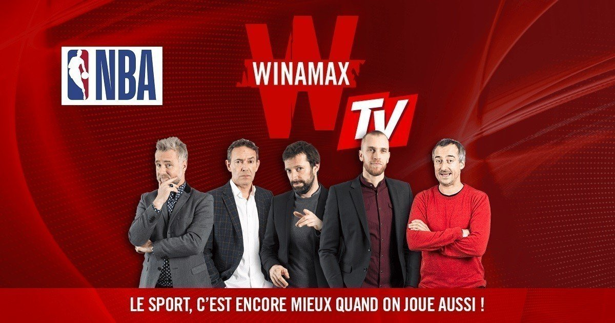 Winamax TV - NBA