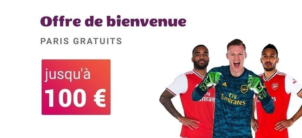 Promo Vbet - Bonus 100€